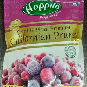 Happilo, California prunes