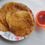 Dosa with Watermelon rind