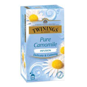 Twinings Pure Camomile Tea, 25 Teabags
