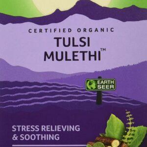 Organic India Tulsi Mulethi, 25 Tea Bags