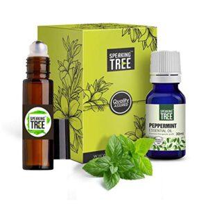 Speaking tree Peppermint Oil