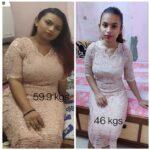 Niyati Ambre transformation